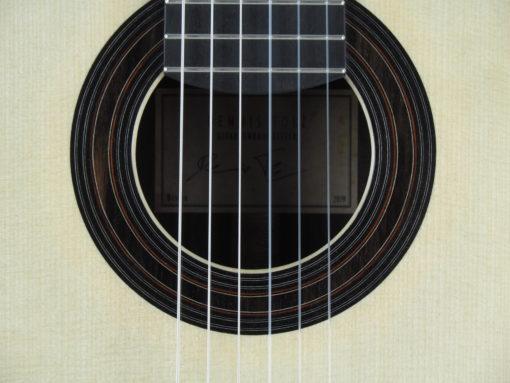 luthier Dennis Tolz double-table Guitare classique www.guitare-classique-concert.fr 19TOL019-06