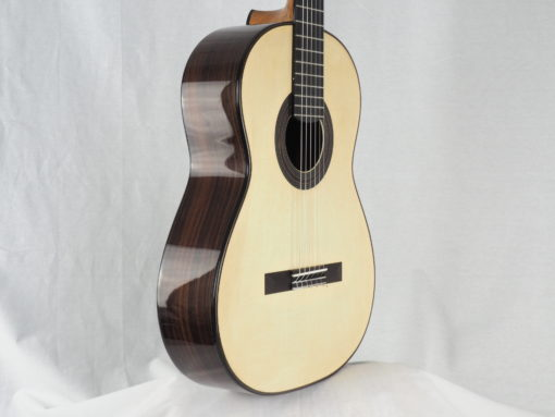 luthier Dennis Tolz double-table Guitare classique www.guitare-classique-concert.fr 19TOL019-08