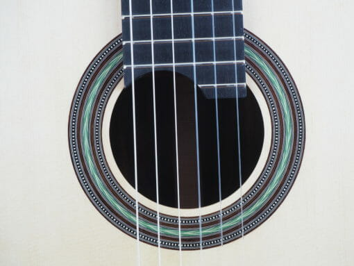 guitare classique stanislaw Partyka 2016 épicéa