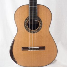 Guitare Classique De Concert Lattice Double Table Guitares De