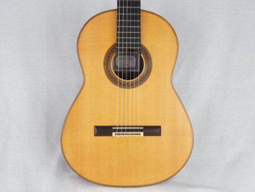 Jim Redagte guitare classique luthier No 19RED352-10