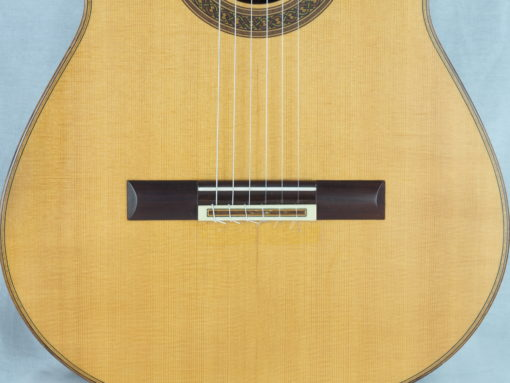 Jim Redagte guitare classique luthier No 19RED352-08