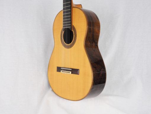 Jim Redagte guitare classique luthier No 19RED352-07