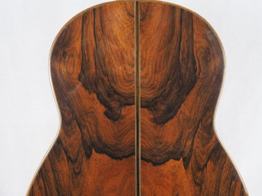 Jim Redagte guitare classique luthier No 19RED352-05