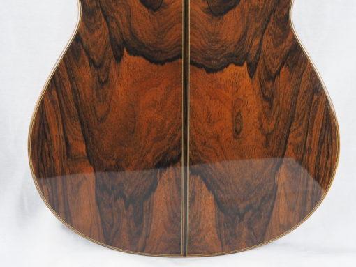 Jim Redagte guitare classique luthier No 19RED352-04