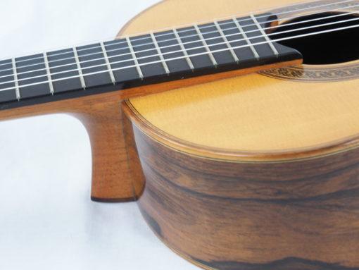 Jim Redagte guitare classique luthier No 19RED352-03