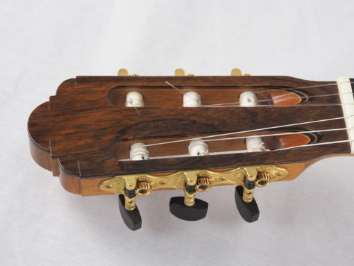 Jim Redagte guitare classique luthier No 19RED352-02