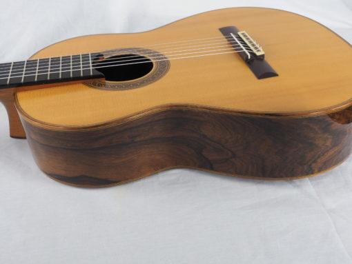Jim Redagte guitare classique luthier No 19RED352-01