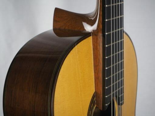 Masaki Sakurai luthier modèle maestro 2015 guitare classique