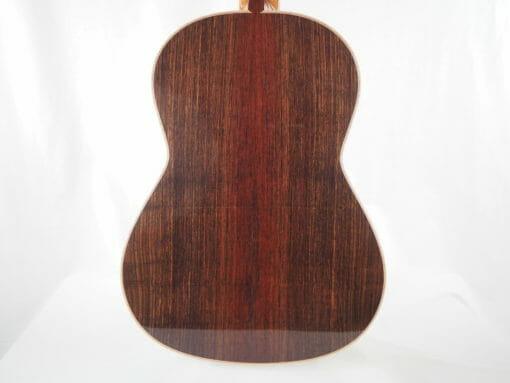 Martin Blackwell n°141 2017-03 – guitare classique de luthier double-table