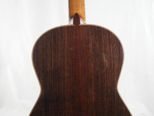Martin Blackwell n°141 2017-02 – guitare classique de luthier double-table