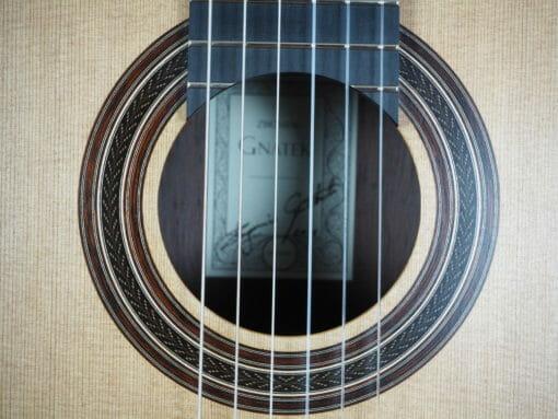 Zibgniew Gnatek luthier guitare classique