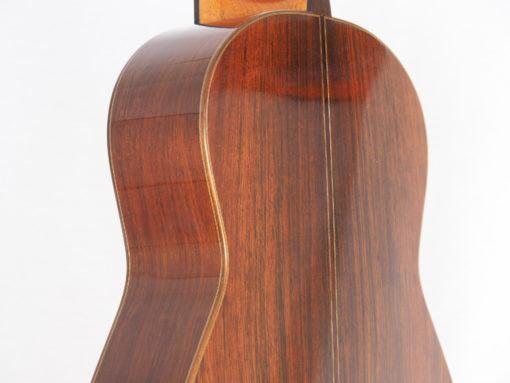 Daniel Friederich guitare classique luthier No 354 19LIS354