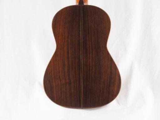 Guitare classique luthier Daniel Friederich 1972 N° 354 www.guitare-classique-concert.fr 19FRI354-02