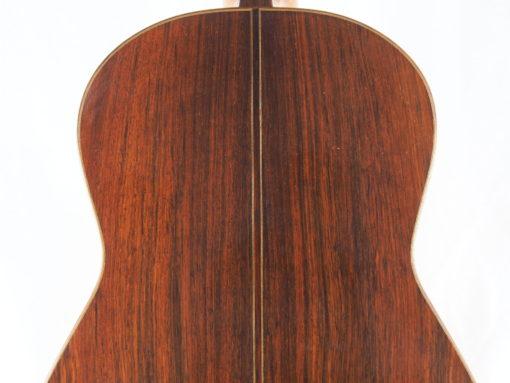 Guitare classique luthier Daniel Friederich 1972 N° 354 www.guitare-classique-concert.fr 19FRI354-01