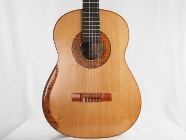 Graham Caldersmith Luthier guitare classique modèle concert 18CAL110-10