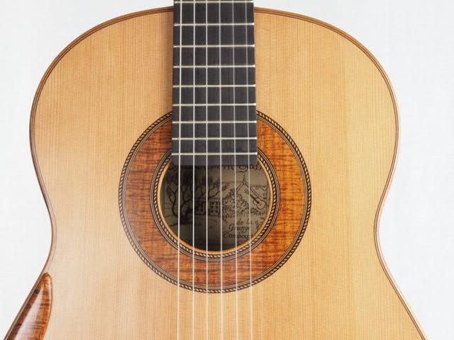 Graham Caldersmith luthier guitare classique modèle concert 18CAL110-08