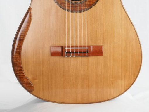 Graham Caldersmith luthier guitare classique modèle concert 18CAL110-06