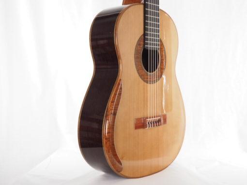Graham Caldersmith luthier guitare classique modèle concert 18CAL110-05