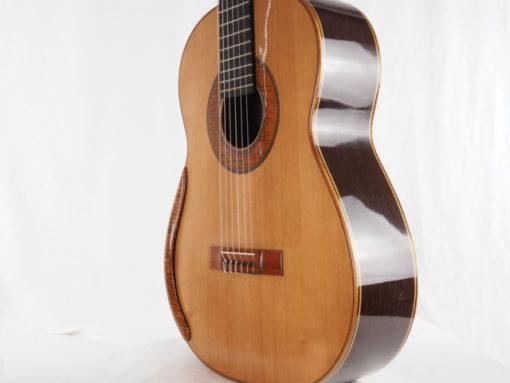 Graham Caldersmith luthier guitare classique modèle concert 18CAL110-03
