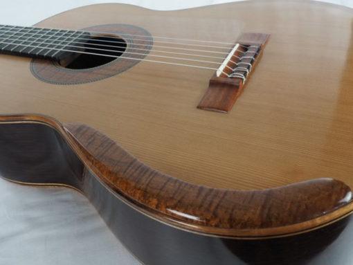 Graham Caldersmith luthier guitare classique modèle concert 18CAL110-01