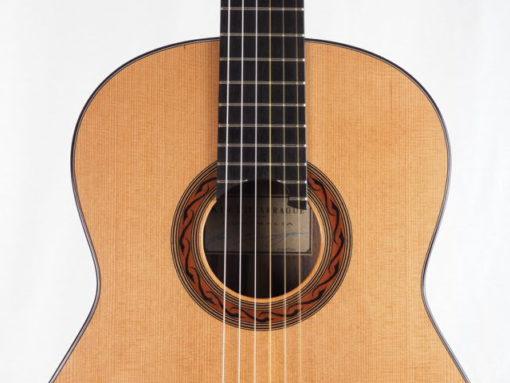 Kim Lissarrague luthier guitare classique n°301 18LIS301-08