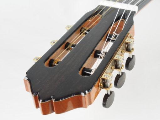 Kim Lissarrague luthier guitare classique n°301 18LIS301-02 www.guitare-classique-concert guitare à vendre