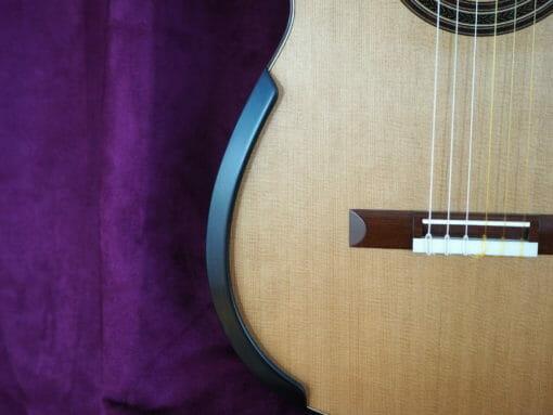 luthier Zibgniew Gnatek guitare classique