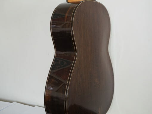 Zibgniew Gnatek luthier guitare classique lattice