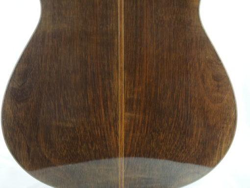 Daniel Friederich luthier guitare classique n° 266 pailissandre de rio 18FRI266-04