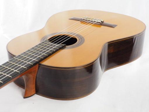 Daniel Friederich luthier guitare classique n° 266 18FRI266-03