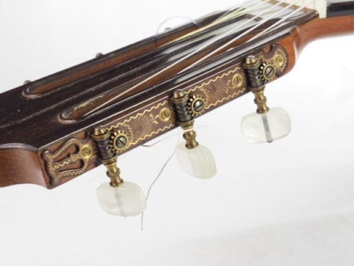 Daniel Friederich luthier guitare classique fustero n° 266 18FRI266-01