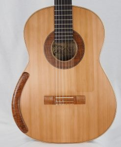 Guitare classique luthier Graham Caldersmith 17CAL108-01