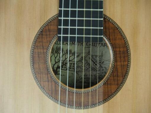 Guitare classique luthier Graham Caldersmith 17CAL108-02