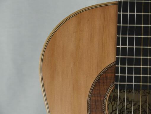 Guitare classique luthier Graham Caldersmith 17CAL108-04
