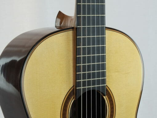 Luthier Andreas Kirschner guitare classique 17KIR017-07