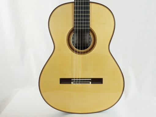 Luthier Andreas Kirschner guitare classique 17KIR017-04
