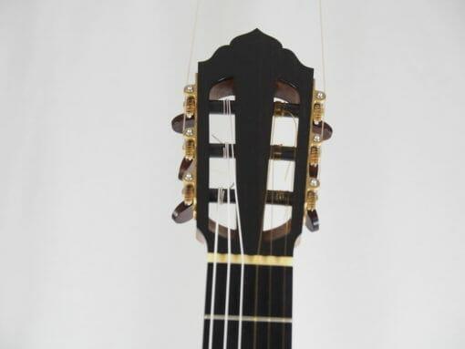 Luthier Christian Koehn guitare classique