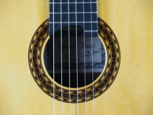 Luthier Yuichi Imai guitare classique de concert