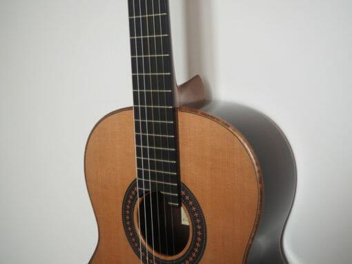 Robin Moyes luthier guitare classique de concert