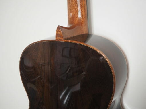 Robin Moyes guitare classique luthier