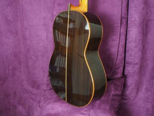dieter Hopf progresso guitare classique