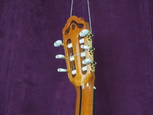 dieter Hopf guitare classique double-table progresso