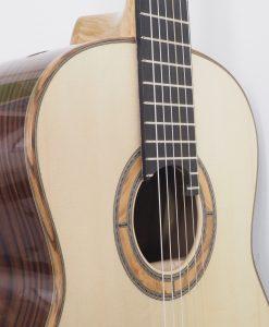 Guitare classique luthier Paul Sheridan à vendre