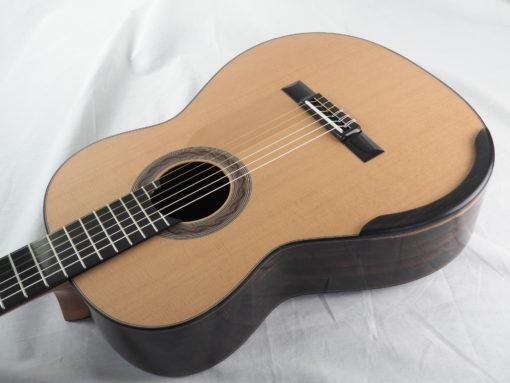 Kim Lissarrague luthier guitare classique No 19LIS328-04