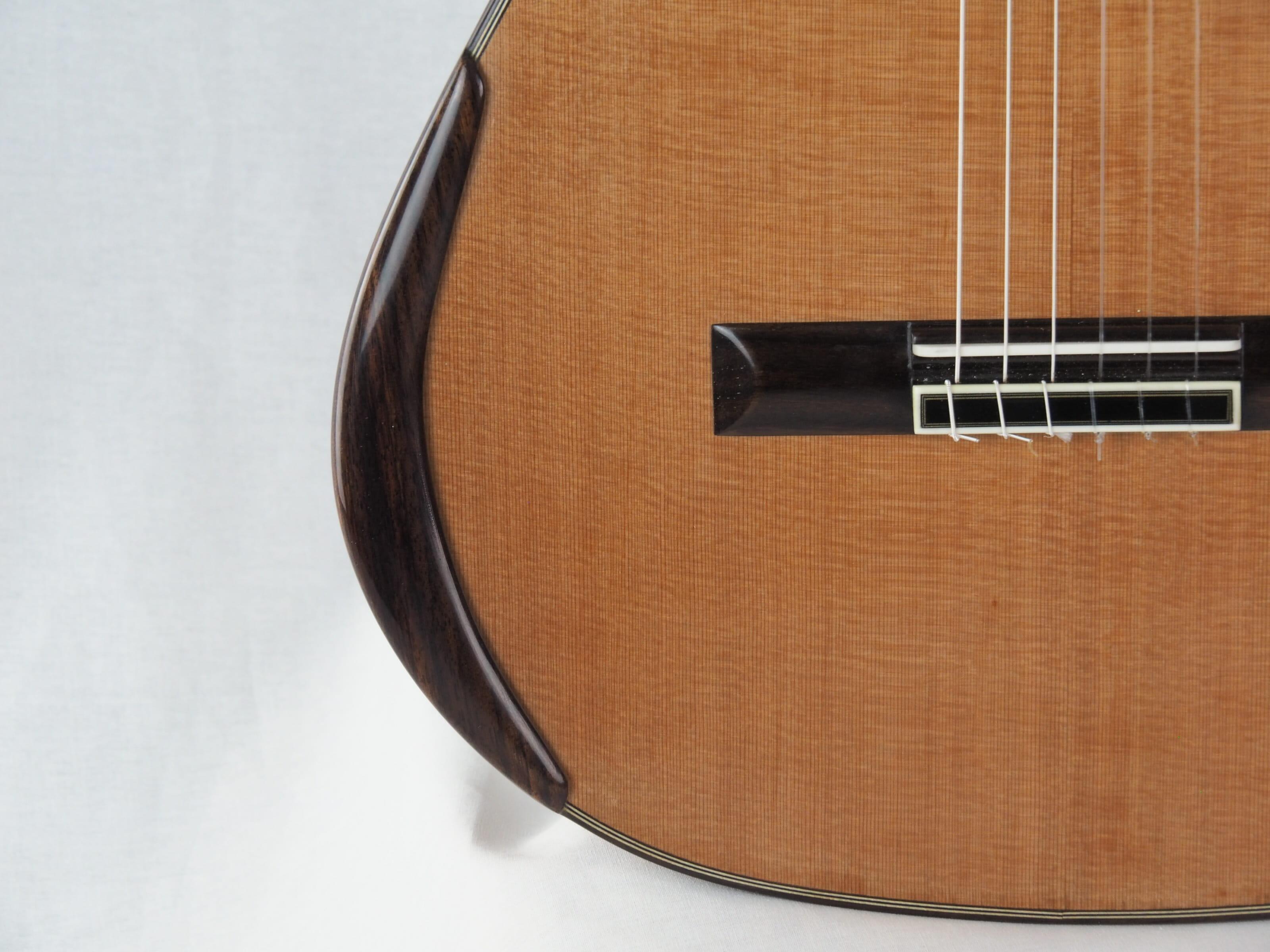 Charalampos Koumridis luthier guitare classique No 19KOU131-07