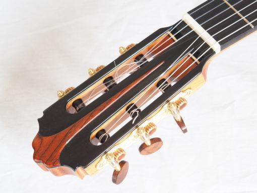Charalampos Koumridis luthier guitare classique No 19KOU131-02