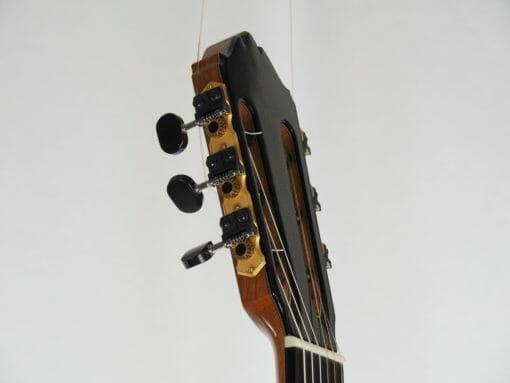 Luthier Kim Lissarrague guitare classique