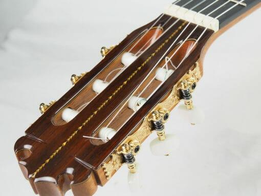 Luthier Manuel Contreras II guitare classique 1° Especial
