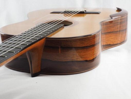 Guitare classique luthier Régis Sala
